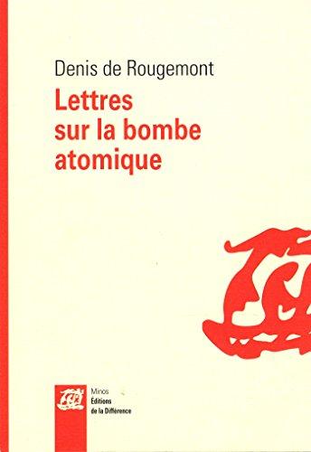 9782729121631: Lettres sur la bombe atomique