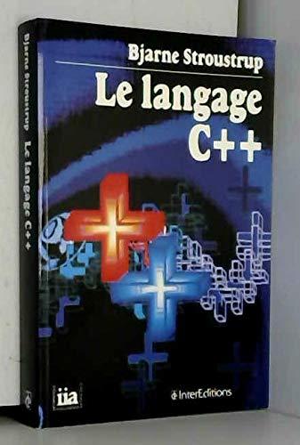 9782729602949: Le Langage C++