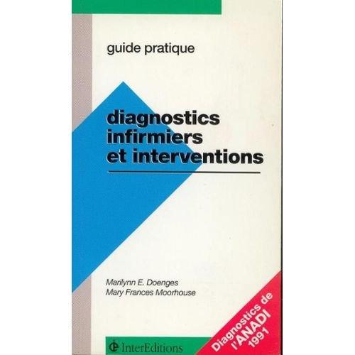 9782729603816: Diagnostics infirmiers et interventions