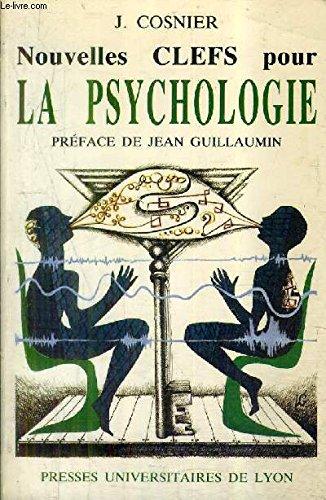 9782729700959: Nouvelles clefs pour la psychologie