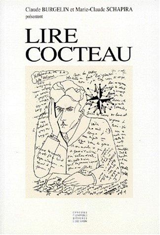 9782729704247: Lire Cocteau : Textes réunis