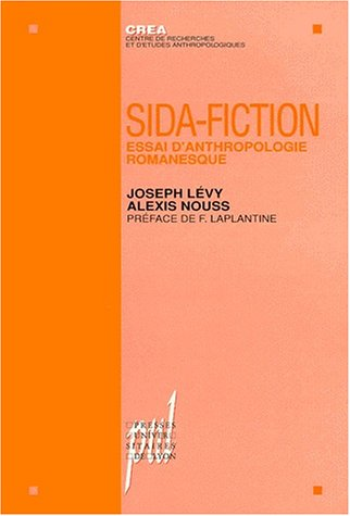 9782729704735: SIDA-fiction: Essai d'anthropologie romanesque (Collection CREA) (French Edition)