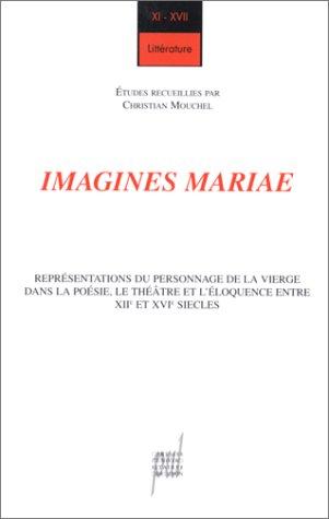 9782729706517: Imagines Mariae