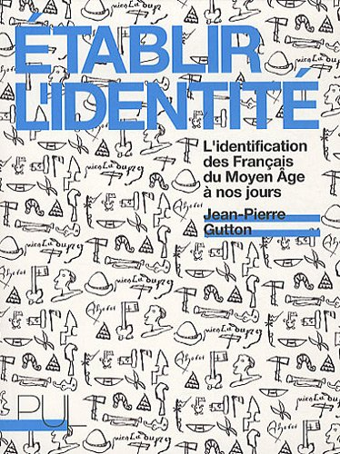 Etablir l'identité (French Edition) (9782729708290) by [???]