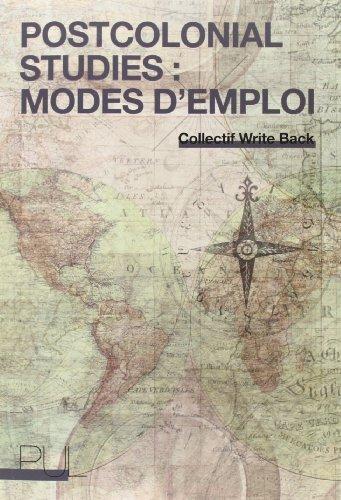 9782729708573: Postcolonial studies modes d emploi
