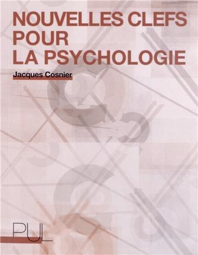 9782729708580: Nouvelles clefs pour la psychologie