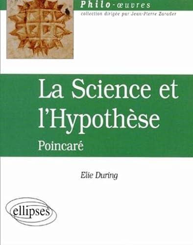 La science et l'hypothèse, Poincaré (9782729807252) by [???]