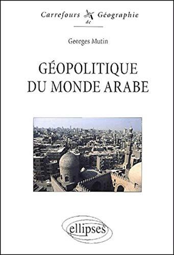 9782729808457: Géopolitique du Monde Arabe