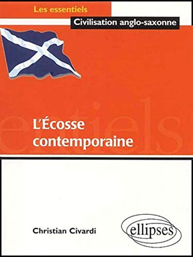 9782729810375: L'Ecosse contemporaine