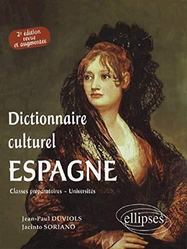 9782729811273: Espagne Dictionnaire culturel