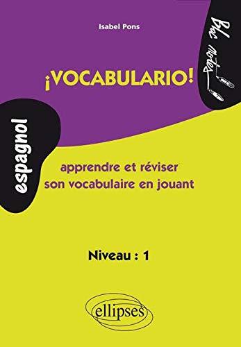 9782729814373: � Vocabulario ! Apprendre et r�viser son vocabulaire en jouant