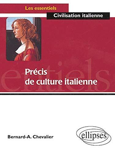 9782729816582: Pr�cis de culture italienne