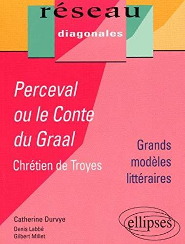 9782729817015: Perceval ou le Conte du Graal, Chrétien de Troyes