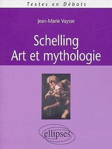 9782729817220: schelling : art et mythologie