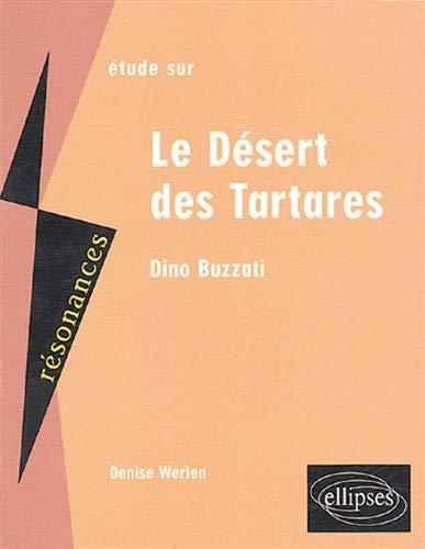 9782729819187: Le Désert des Tartares