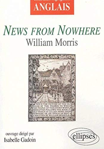 9782729820787: News from Nowhere : William Morris
