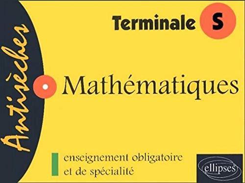 Mathematiques terminale s: Frédéric Laroche