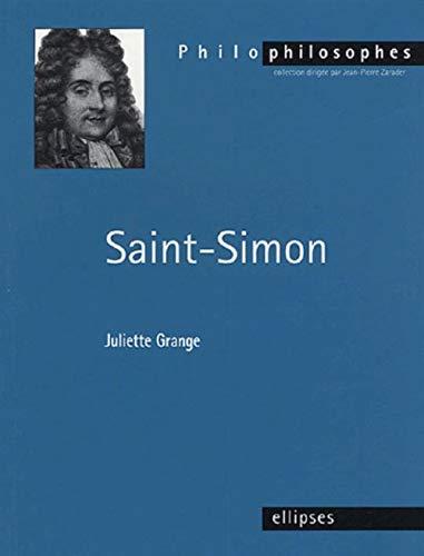 9782729821883: Saint-Simon (1760-1825) (French Edition)