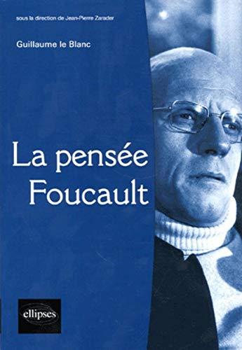 9782729825522: La pensée Foucault