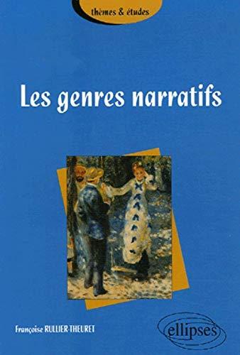 9782729826031: Les genres narratifs