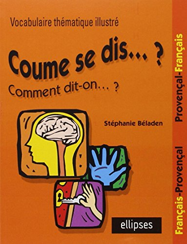 9782729826734: Coume se dis... ? (French Edition)
