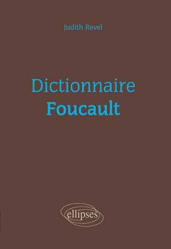 9782729830939: Dictionnaire Foucault