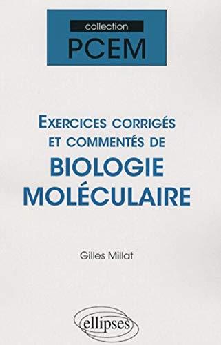 9782729831967: Exercices corrig�s de Biologie Mol�culaire