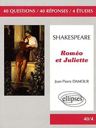 9782729834579: Shakespeare Romeo & Juliette