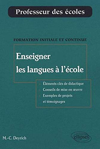 9782729835040: Enseigner les langues à l'école