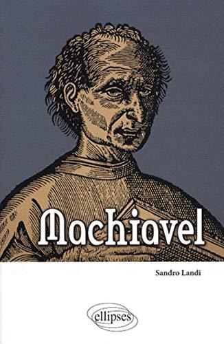 9782729838430: Machiavel
