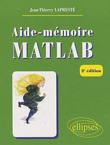 9782729838911: Aide-m�moire MATLAB