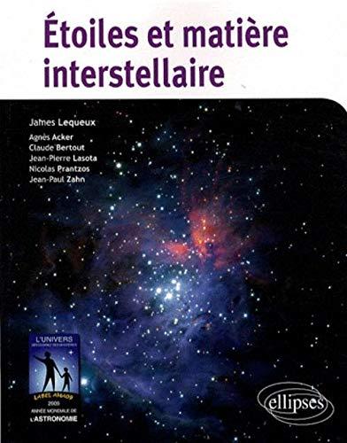 9782729840853: Etoiles et matière interstellaire