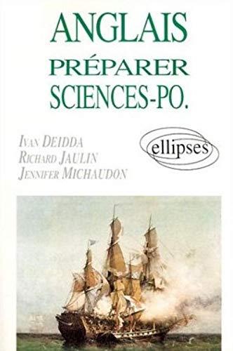 9782729841218: Anglais : Préparer Sciences-Po