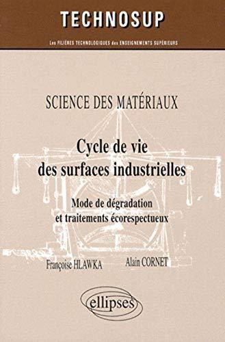 9782729841461: Cycle de Vie des Surfaces Industrielles