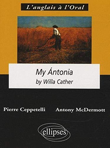 9782729841553: Willa Cather My Antonia