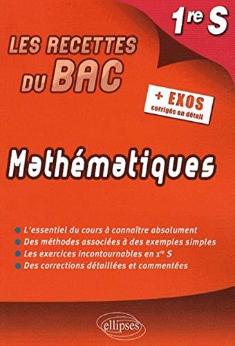 9782729842833: Mathematiques Première S