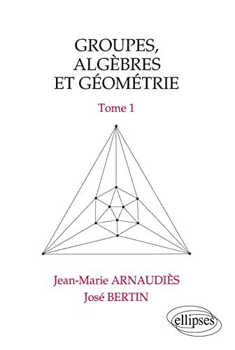 9782729843083: Groupes, algèbres et géométrie