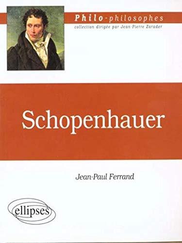 9782729848347: Schopenhauer, 1788-1860, ou l'épreuve de la volonté