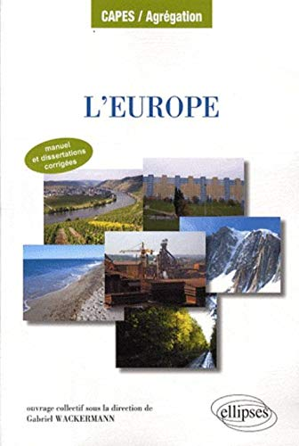 9782729852924: L'Europe (French Edition)