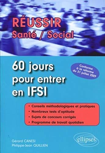 60 jours pour entrer en IFSI: Philippe-Jean Quillien