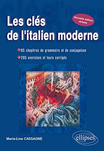 9782729853235: Les clés de l'italien moderne (French Edition)