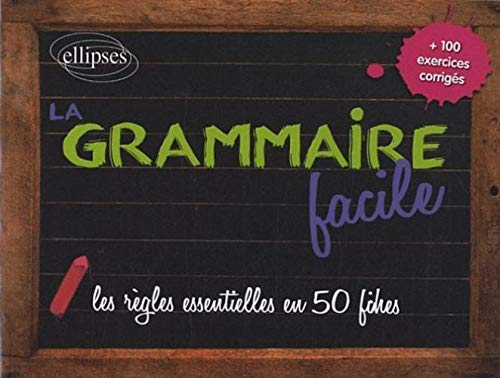 9782729854492: La grammaire facile (French Edition)