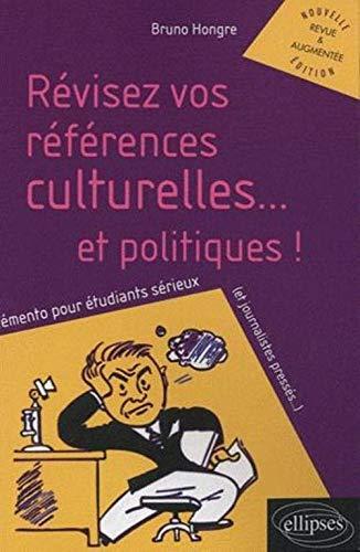 9782729854522: Révisez vos références culturelles - mémento pour étudiants sérieux ou journalistes pressés