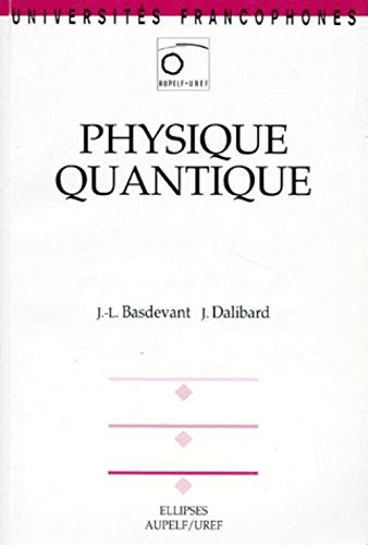 9782729856793: Physique quantique
