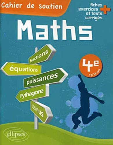 9782729857455: Maths 4e (French Edition)