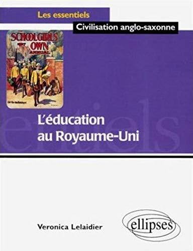 9782729858568: L'�ducation au Royaume-Uni