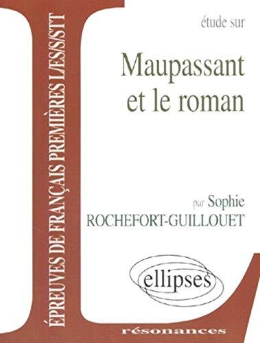 9782729859152: Maupassant et le roman