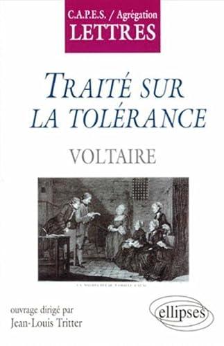 9782729859831: Voltaire, Trait� sur la tol�rance