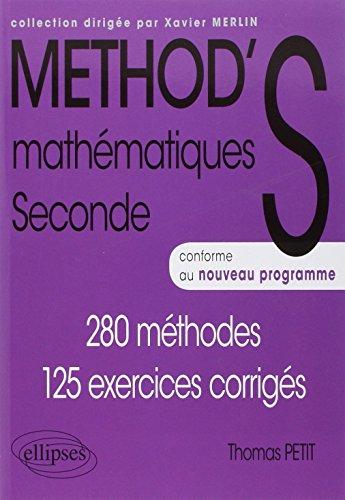 9782729860134: Mathématiques 2e (French Edition)