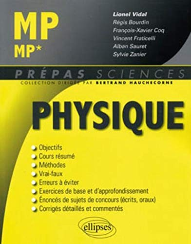 9782729860165: Physique MP-MP*